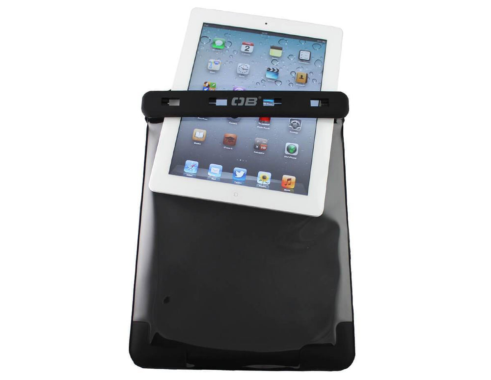Waterproof IPAD Case Pouch Overboard OB1086BLK