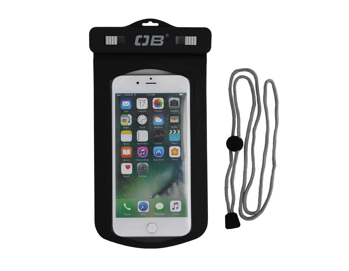 OverBoard Waterproof Large Phone Case | OB1106BLK