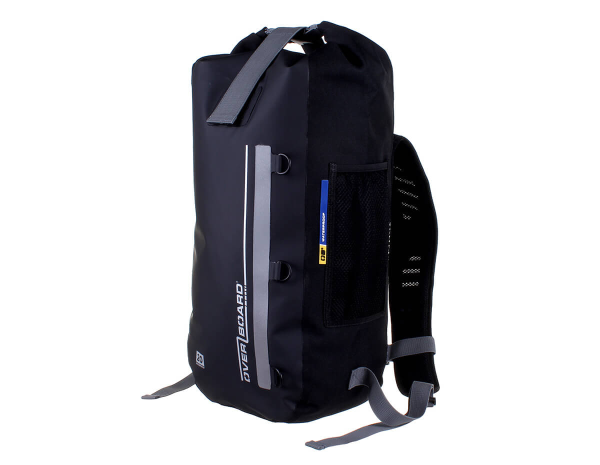 OverBoard Waterproof Classic Backpack 20 Litres | OB1141BLK