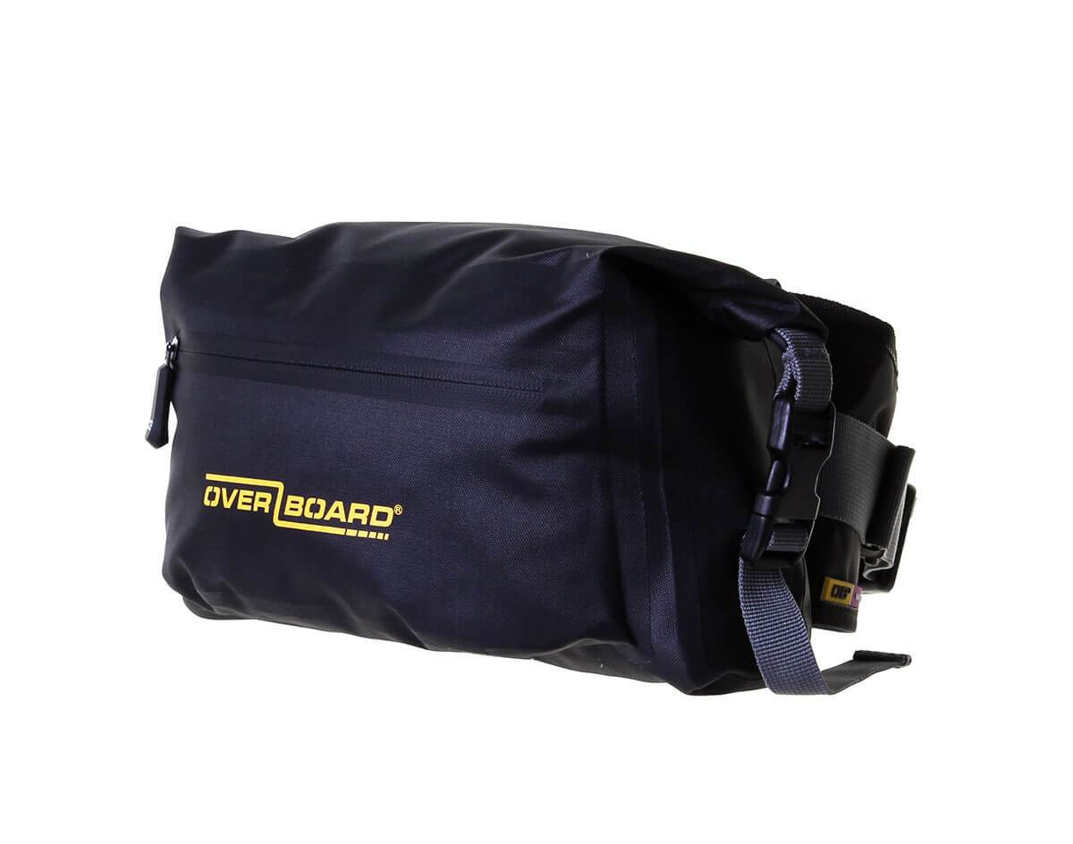 OverBoard Pro-Light Waterproof Waist Pack - 4 Litres | OB1164BLK