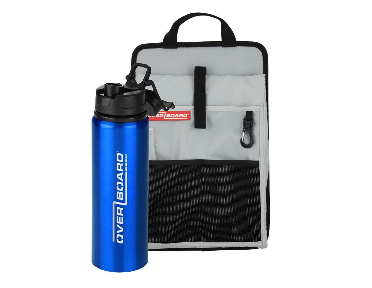 Backpack Tidy - Medium + Water Bottle Bundle
