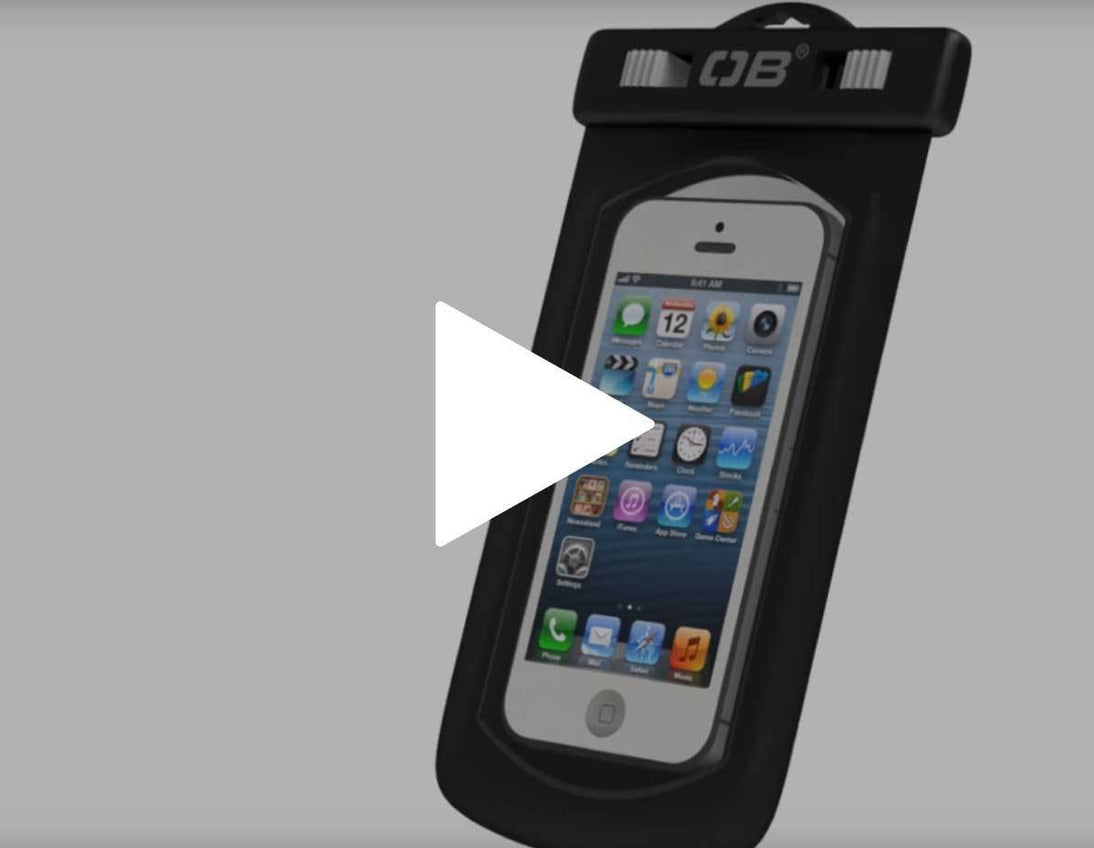 Waterproof Phone Case - Small