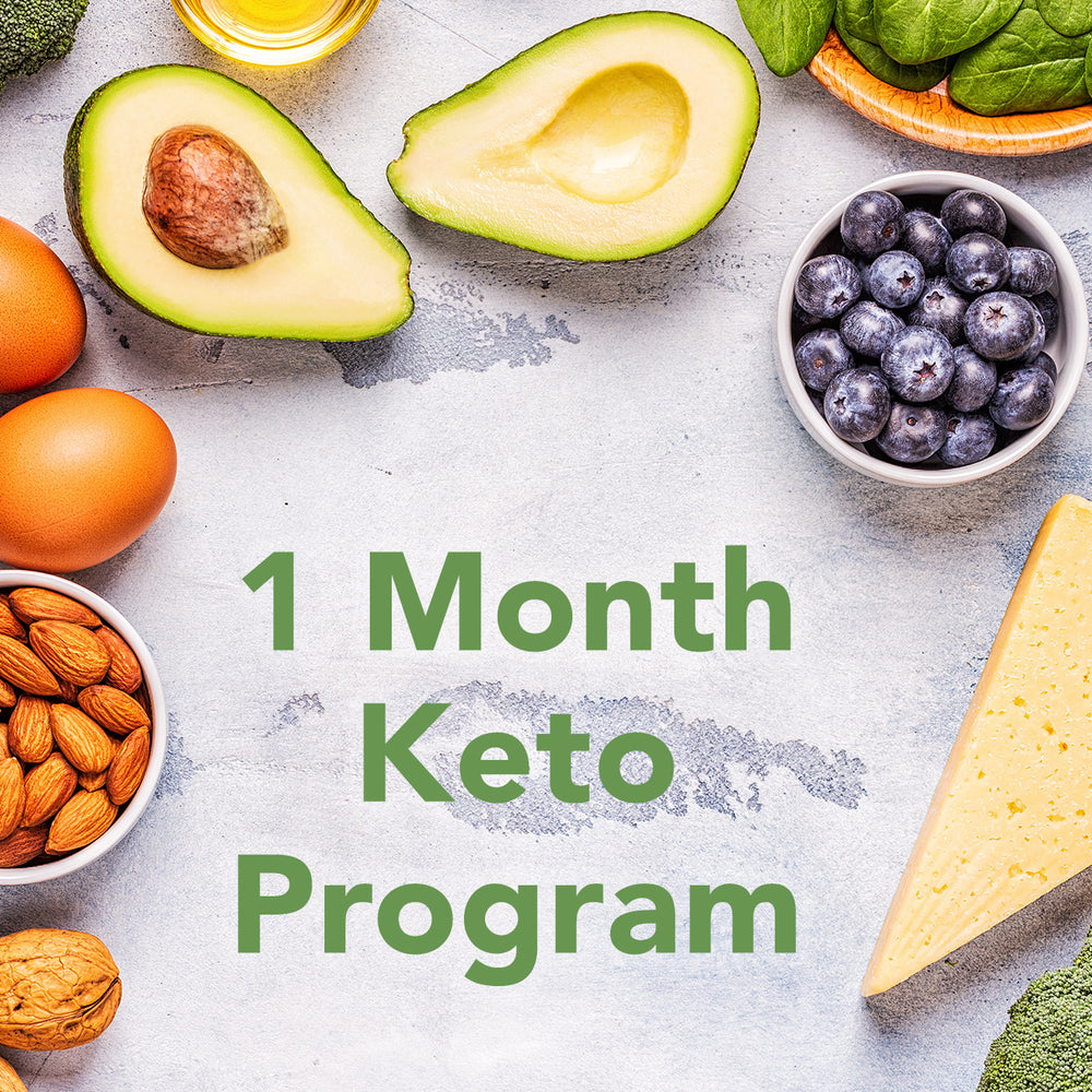 1 Month Keto Program