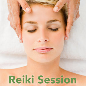 Reiki Session - 1 Hour (Remote Session)