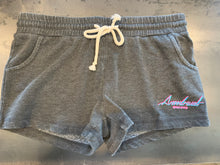 Load image into Gallery viewer, MIAMI VICE LOGO LADIES SHORTS