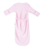 quick-change roo gown™, in  xo arrow&heart pink