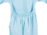 quick-change roo gown™, in xo arrow&heart blue