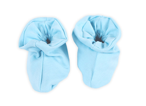 booties beanzer blue