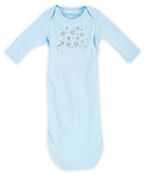quick-change roo gown™, in Stars on blue