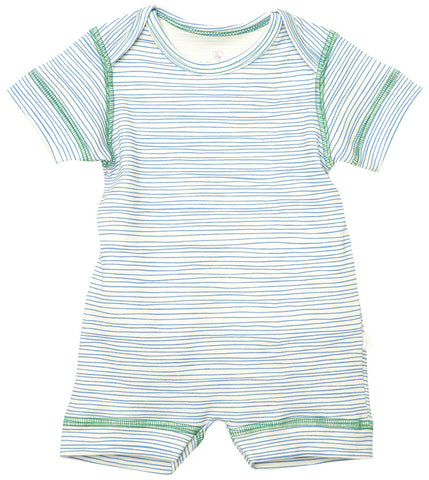 beanzer blue stripe quick-change shortie™