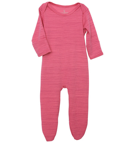 quick-change footie™ in Sugar Plum Stripe - NEW!!
