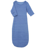 quick-change roo gown™, midnight stripe - NEW!