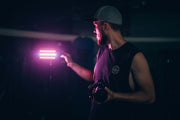 Spiffy Gear KYU-6 RGB: Magnetisches LED Armband
