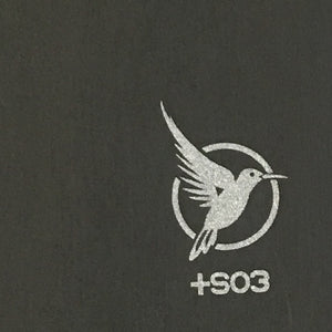 sleeve hummingbird logo