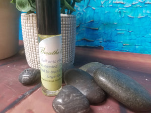 Breathe Easy Roller - Everyday Essential Oil