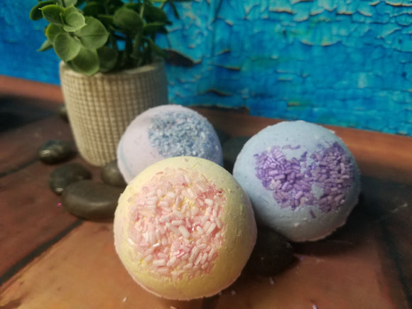 Bath Bomb - Everyday Essential Oil