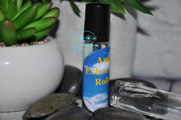 Anti-Exhaustion Roller - Everyday Essential Oil