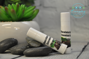 Chocolate Mint Chapstick - Everyday Essential Oil