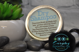 Dry Shampoo - Everyday Essential Oil