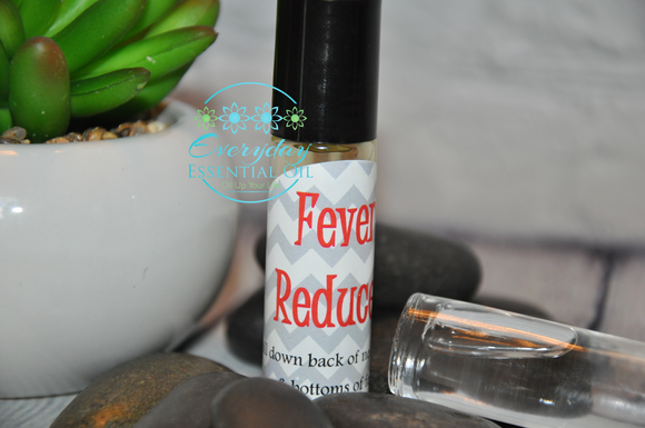 Fever Reducer Roller - Everyday Essential Oil