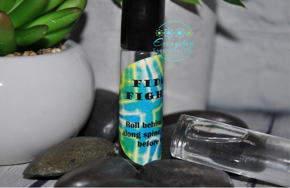 Fidget Fighter Roller - Everyday Essential Oil