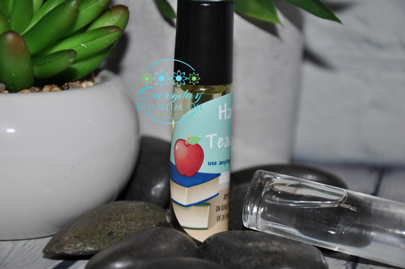 Happy Teacher or Happy Mama Roller - Everyday Essential Oil