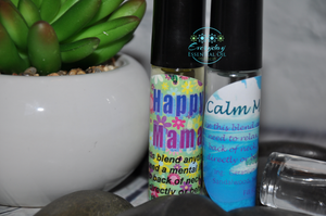 Happy Mama and Calm Mama - Everyday Essential Oil