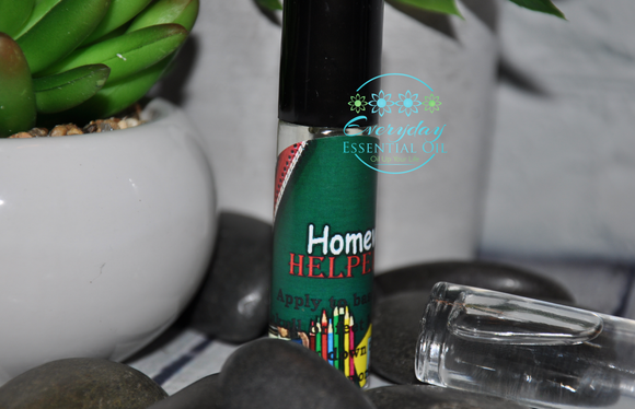 Homework Helper Rollerbottle - Everyday Essential Oil