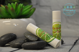Organic Chapstick and Holder (Individualy gift wrapped)