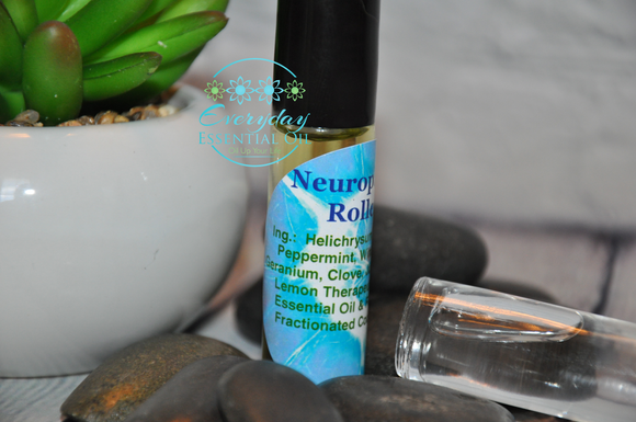 Neuropathic Reducer Pain Rollerbottle - Everyday Essential Oil