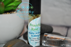 Peaceful Rest (Adult Sleep Rollerbottle) - Everyday Essential Oil