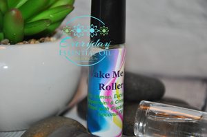 Wake Me Up Rollerbottle - Everyday Essential Oil