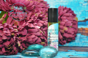 Worry Free Roller - Everyday Essential Oil