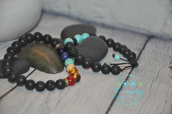 Diffuser Braclets - Everyday Essential Oil