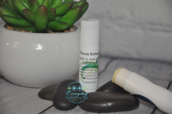 Focus Enhancer Stick - Everyday Essential Oil