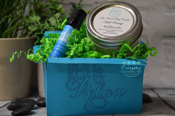 Rest and Relaxing Gift Set