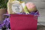 You Are Wonderful Gift Set