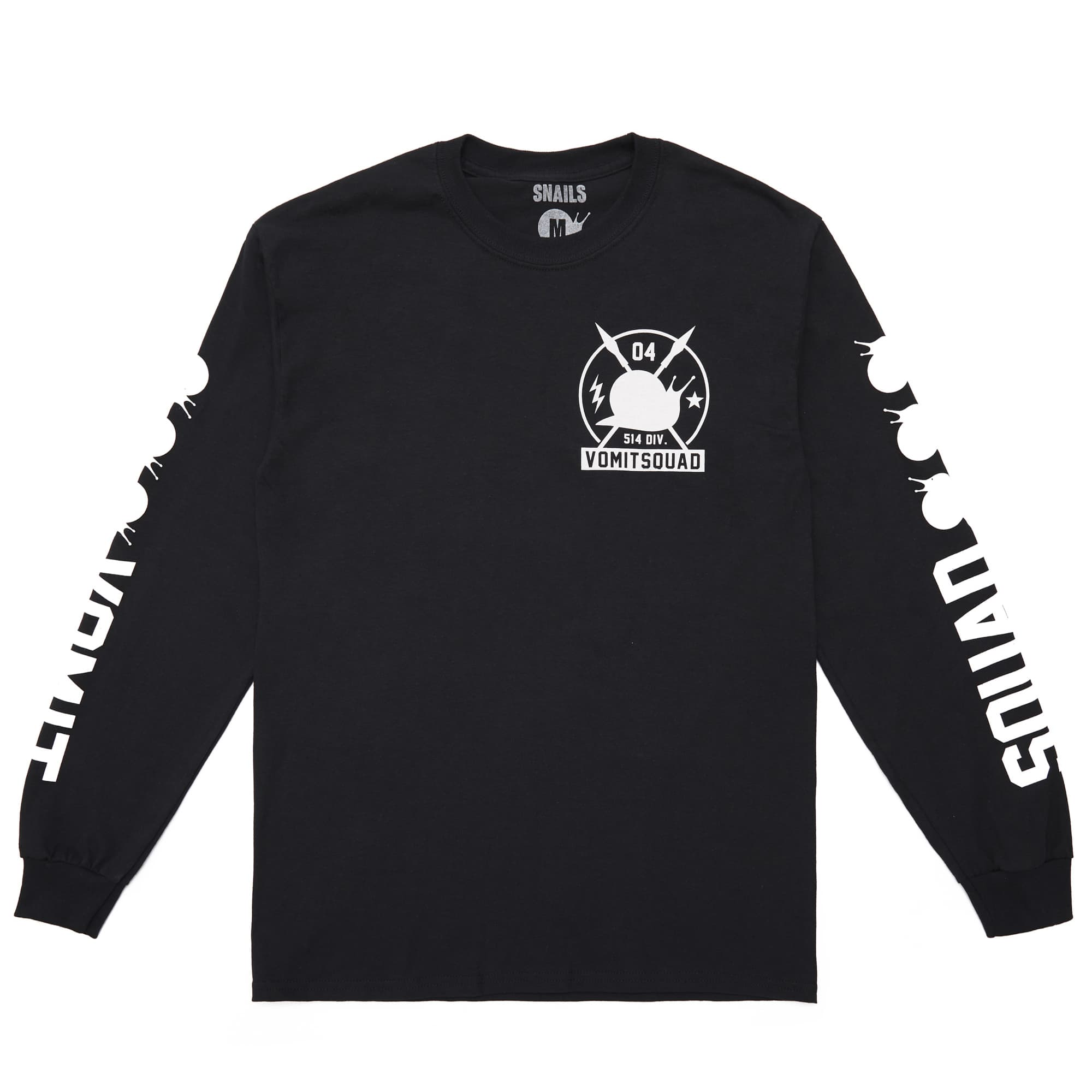 'F*ck Salt' Long Sleeve Tee