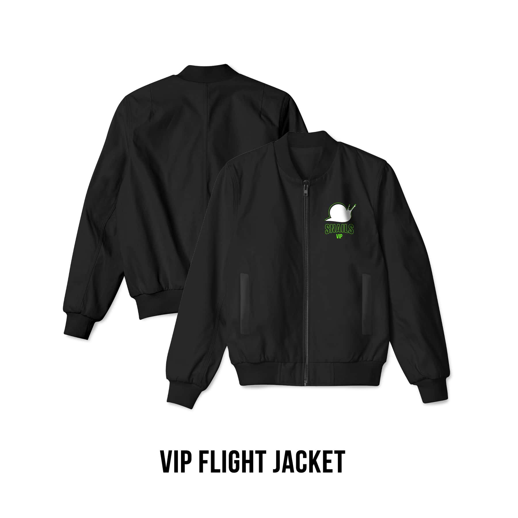 'Sluggtopia III' Exclusive VIP Flight Jacket