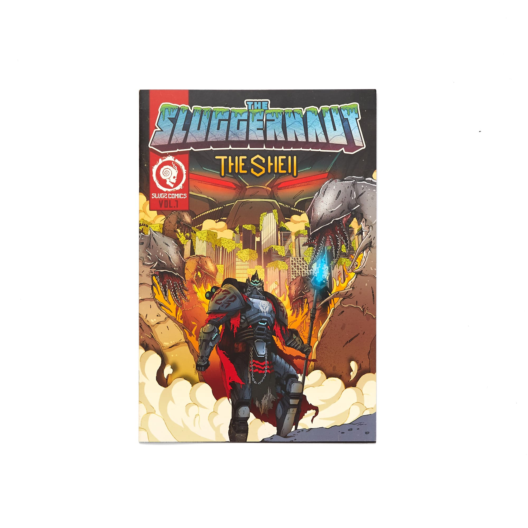 'The Sluggernaut' Comic Book - Vol 1