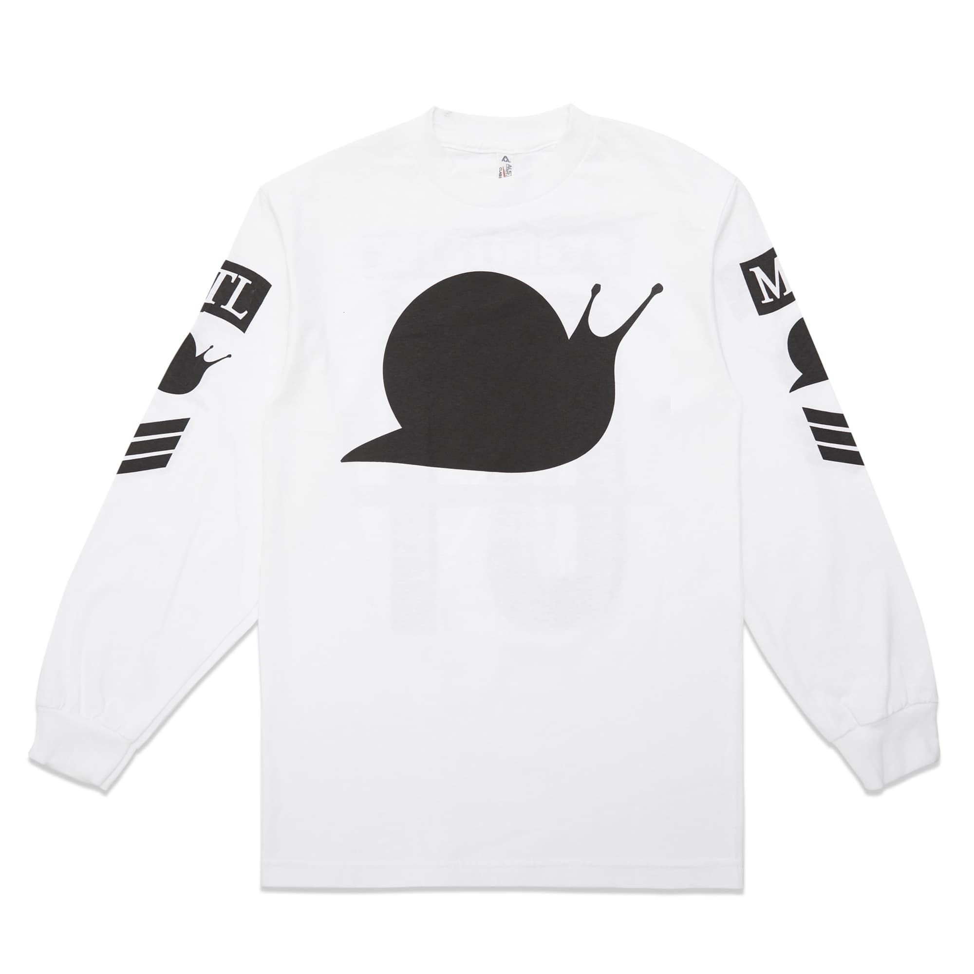 'VomitStep' Long Sleeve Tee