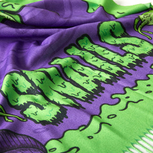 Snails World of Slime Pashmina