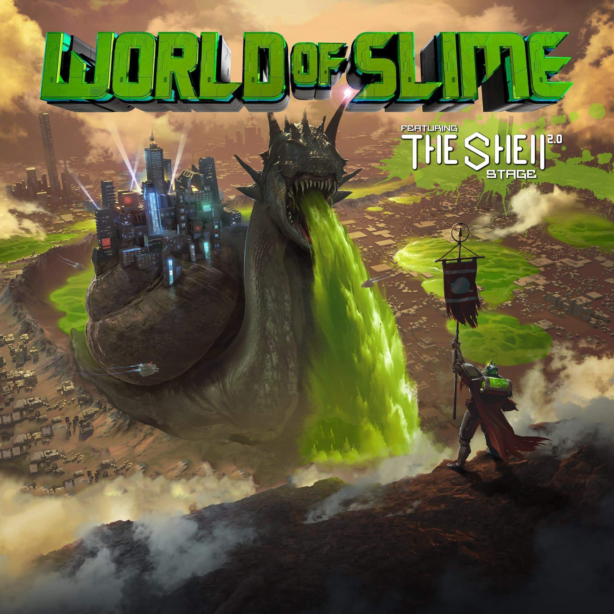 World Of Slime Tour - Hartford, CT - 12/12