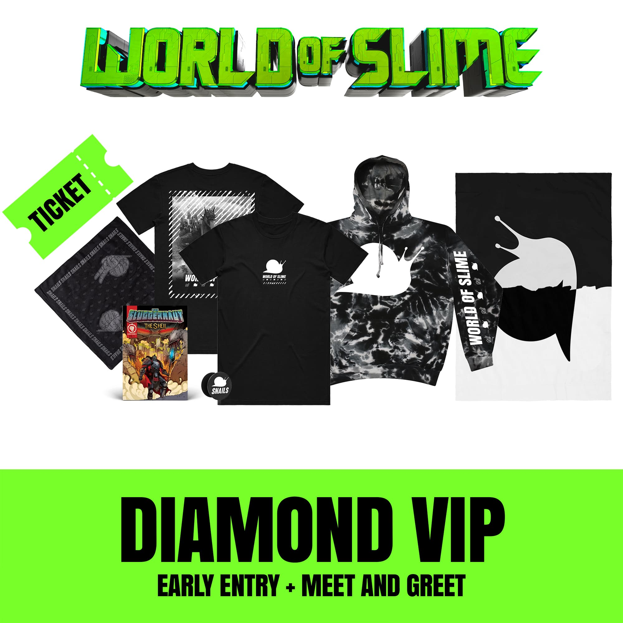 World Of Slime Tour - Albuquerque, NM - 11/25