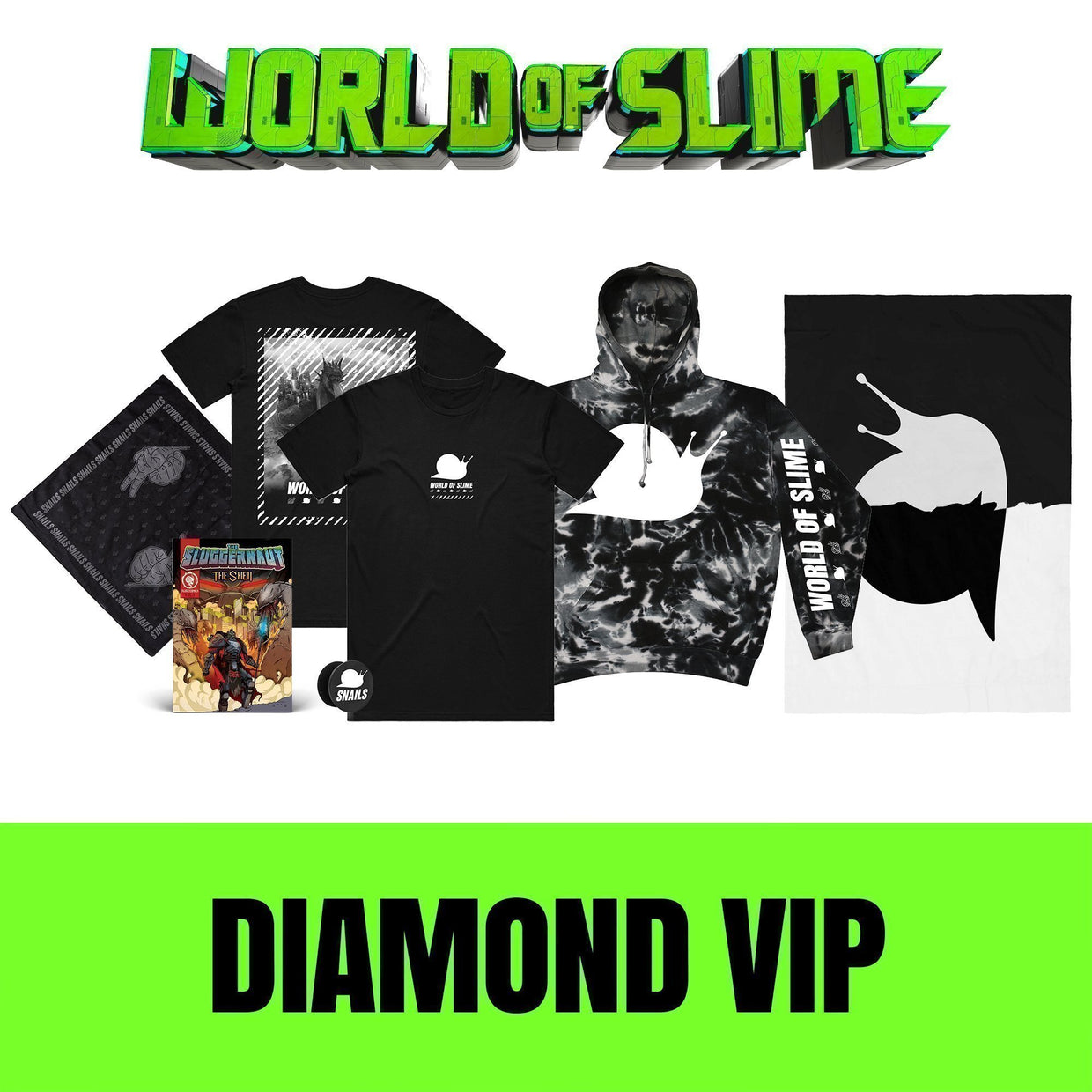 World Of Slime Tour - Brooklyn, NY - 12/15