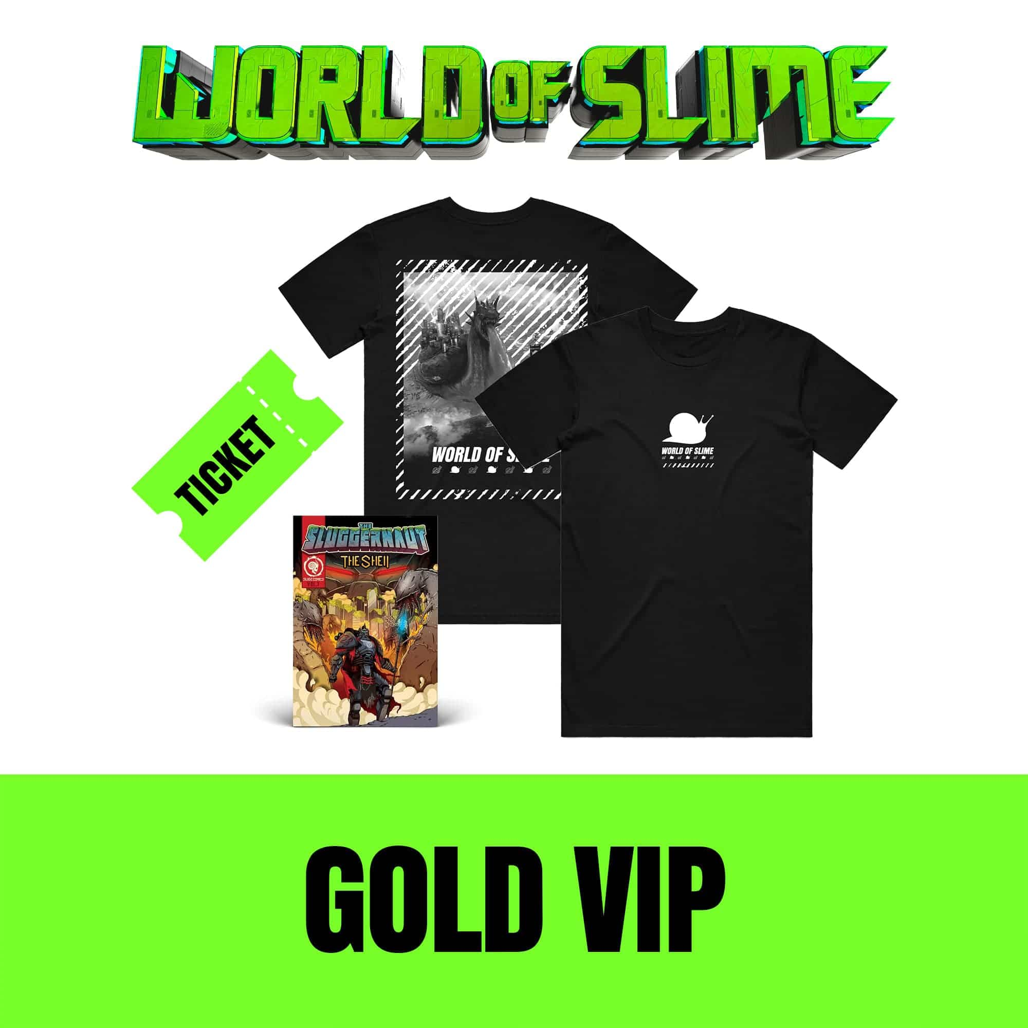 World Of Slime Tour - Las Vegas, NV - 11/22