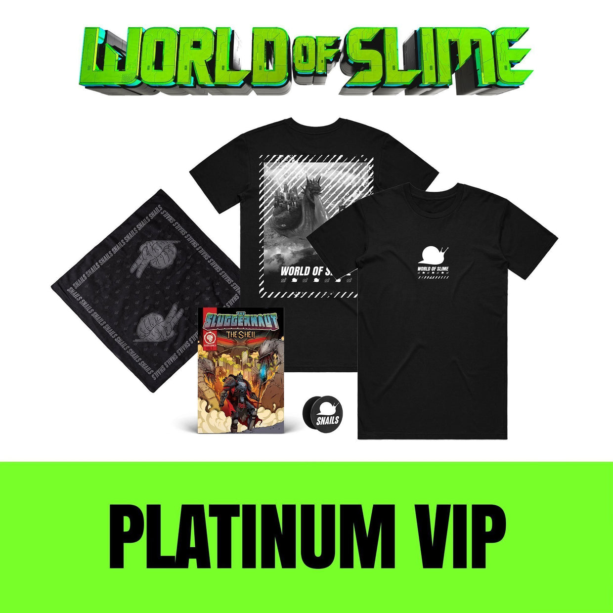 World Of Slime Tour - Los Angeles - 11/17