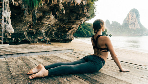 Yoga Flow For Summer Glow