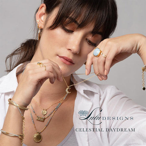 SPRING 2019: CELESTIAL DAYDREAM COLLECTION SHOPPABLE LOOK BOOK