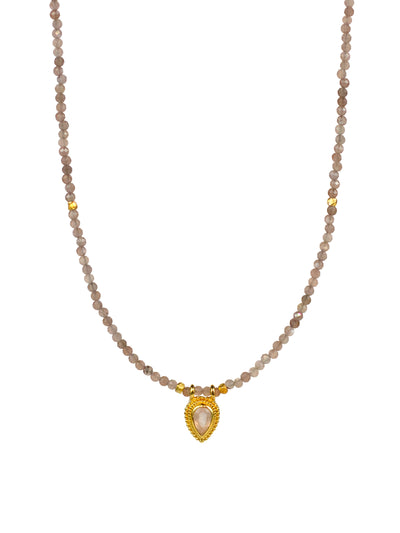 Ellis Necklace - Beaded
